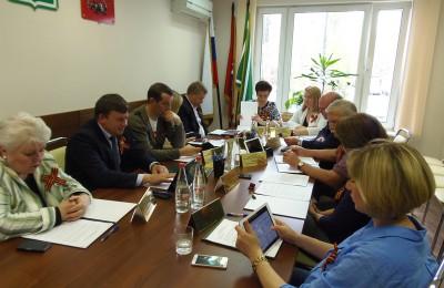 Очередное заседание Совета депутатов муниципального округа Чертаново Центральное состоится 19 мая