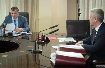 Собянин уверен, что электронные госуслуги в сфере строительства препятствуют коррупции