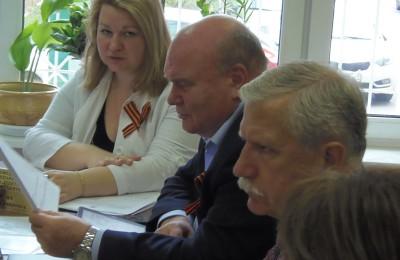 На встрече с главой управы Владимиром Михеевом обсудят вопросы парковок