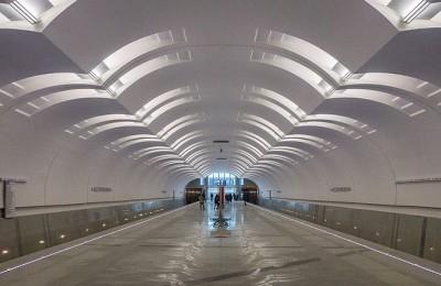 В эту субботу участок «зеленой» ветки метро будет закрыт для движения поездов