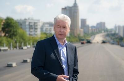 Сергей Собянин отметил, что ситуация с трафиком в Москве наладится