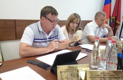 Депутат муниципального округа Чертаново Центральное Сергей Жабин поддерживает усиление контроля использования реагентов