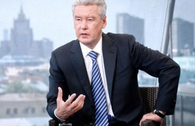 Сергей Собянин сказал, что новая станция позволит улучшить транспортную доступность Москвы для области