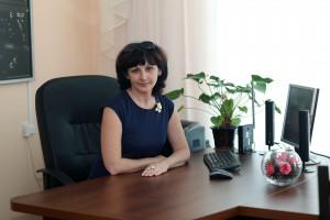 Муниципальный депутат Инна Фадеева