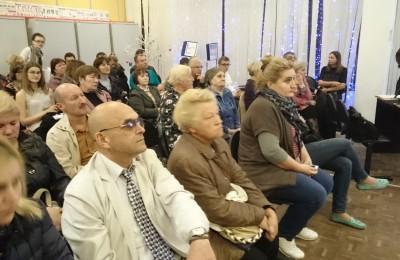 Жители района Чертаново Центральное смогут задать вопросы депутатам