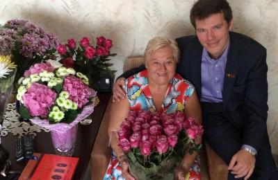 Общественный советник Любовь Блинова