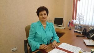 Глава муниципального округа Чертаново Центральное Нина Пожарова