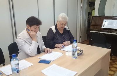 Депутат муниципального округа Чертаново Центральное Людмила Бородина приняла участие в работе жюри местных праздников