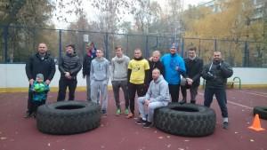 В рамках игры участники должны выполнить задания всероссийского комплекса «Готов к труду и обороне»