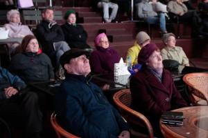 """В парке """"Фили"""" состоялся предпремьерный открытый кинопоказ фильма «Наследники»"""