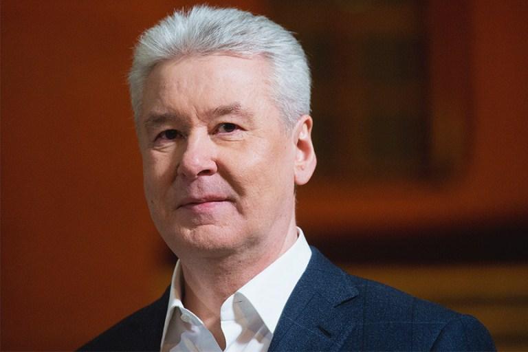 Сергей Собянин открыл станцию Бауманская