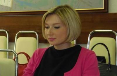 Мария Гаврилина рассказала о работе ярмарки выходного дня в районе