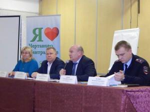 Глава управы района Чертаново Центральное Владимир Михеев проведет встречу с жителями 16 декабря