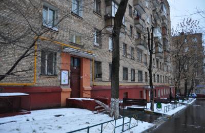 94 подъезда района Чертаново Центральное были отремонтированы за год