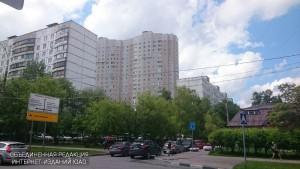 Кировоградская улица в районе