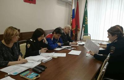 Главный специалист комиссии по делам несовершеннолетних и защите их прав района Чертаново Центральное Юлия Ломова