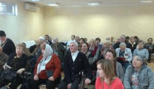 Жители района Чертаново Центральное обсудили льготы на оплату взносов капитального ремонта
