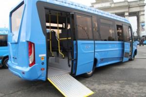 До конца сентября в рамках заключённого контракта Мосгортранс получит более 300 таких автобусов