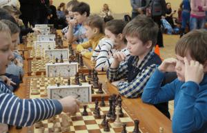 Шахматный турнир среди юных спортсменов пройдет в районе Чертаново Центральное