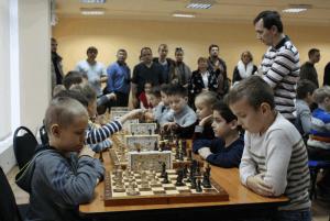 Турнир по шахматам состоится в районе Чертаново Центральное