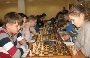 Шахматисты района Чертаново Центральное