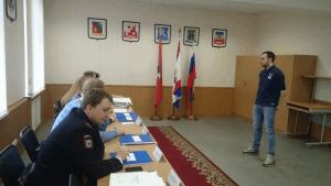 Заседание призывной комиссии в районе Чертаново Центральное