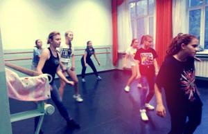 Мастер-класс по бальным танцам пройдет на территории района Чертаново Центральное