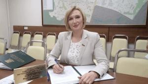 Депутат Мария Гаврилина