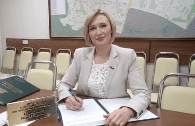 Депутат Мария Гаврилина : Привлечение общественников поможет более глубоко подойти к проблеме