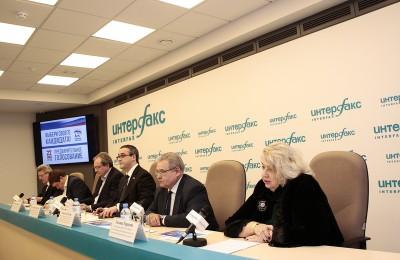 Московские единороссы проводят Форум по защите людей с ограниченными возможностями здоровья
