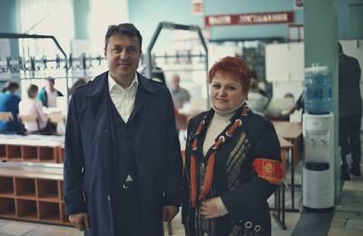 Я считаю, что в Москве, как и по всей стране, предварительное голосование вызвало большой интерес - Анатолий Выборный