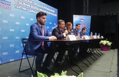 Депутат Государственной Думы Анатолий Выборный встретился с избирателями