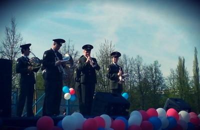 Перед жителями выступит столичный духовой оркестр