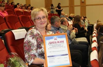 "Марина Воробьева , представитель компании ""сибинтек"""