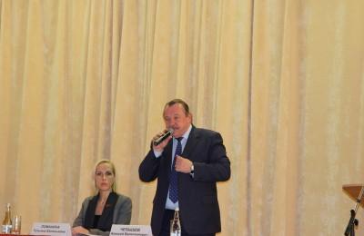 Встреча с префектом Алексеем Челышевым пройдет в Южном округе