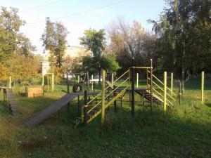 Площадки для выгула собак в ЮАО