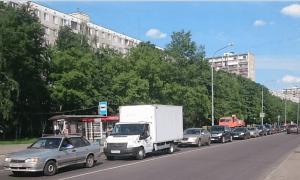 В предпраздничные дни загруженность дорог, особенно при движении в область возрастает