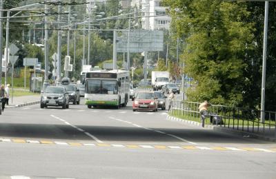 На Варшавском шоссе в ЮАО