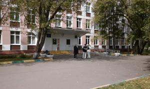 Школа в районе Чертаново Центральное