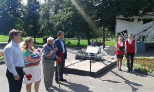 День памяти и скорби в районе Чертаново Центральное