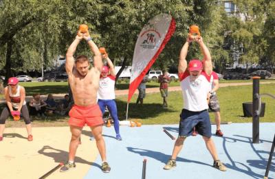 Спортсмены Южного округа Москвы