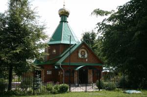 Храм в районе Чертаново Центральное
