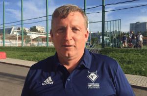 Новый главный тренер «Чертаново» Игорь Осинькин