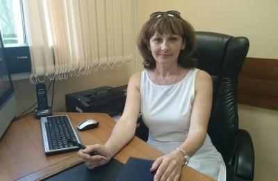 Депутат Инна Фадеева