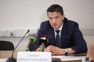 Глава Объединения административно-технических инспекций Москвы Дмитрий Семенов