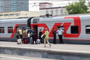 Электрички Москвы