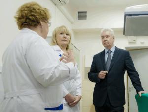 В Москве системой ЕМИАС пользуются порядка 9 млн горожан, заявил Сергей Собянин