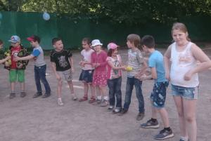 Детские игры в районе Чертаново Центральное