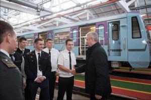 Калининско-Солнцевская линия метро улучшит транспортную ситуацию для 600 тыс горожан, заявил мэр Москвы Сергей Собянин