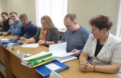Одно из заседаний призывной комиссии в районе Чертаново Центральное